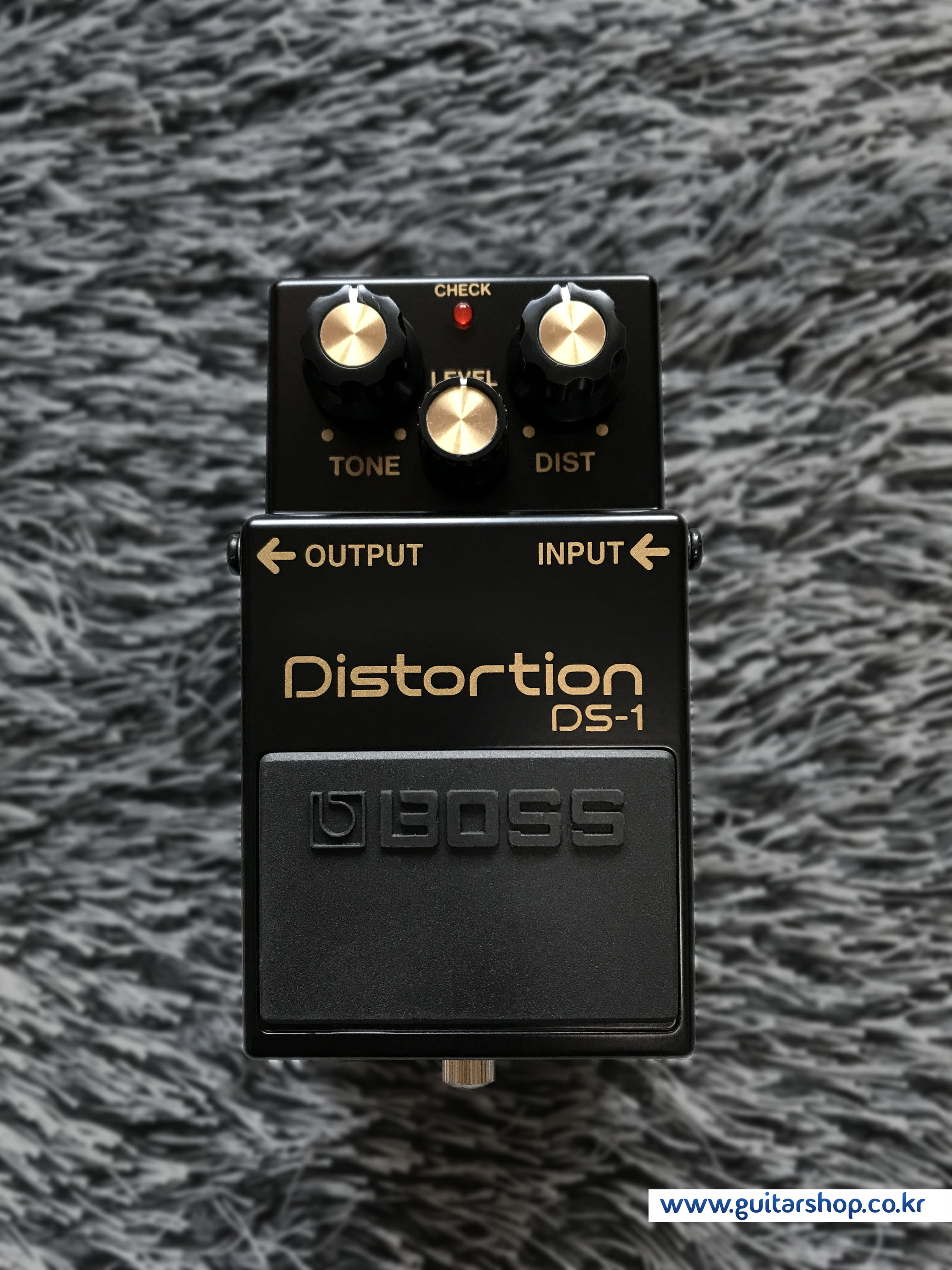 BOSS DS-1 40th EFFECTOR