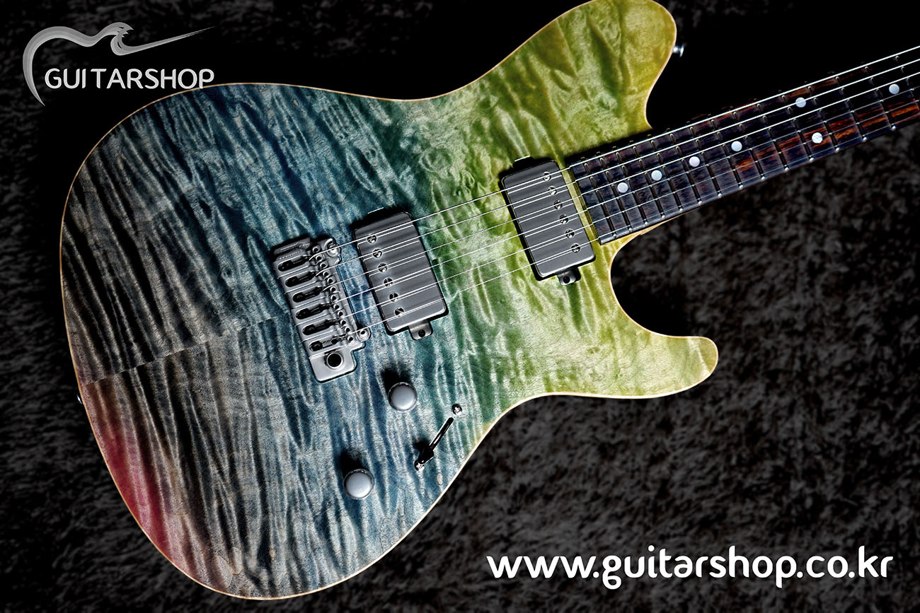 SUGI DS496R (Maui Sunset color) Luthier's Model (Limited Edition)