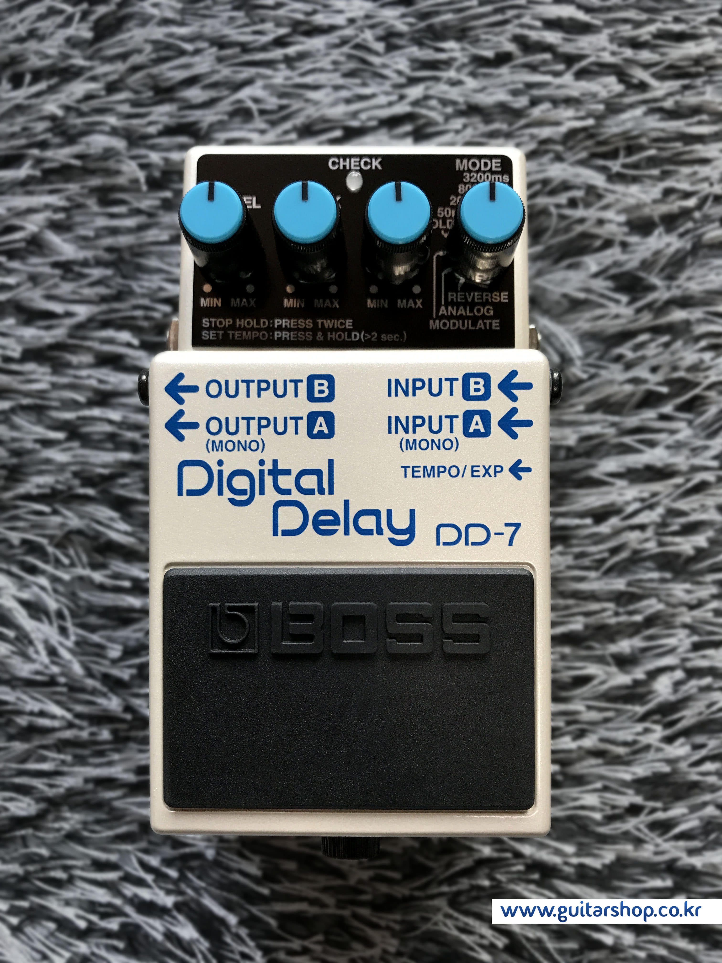 BOSS DD-6 DELAY EFFECTOR
