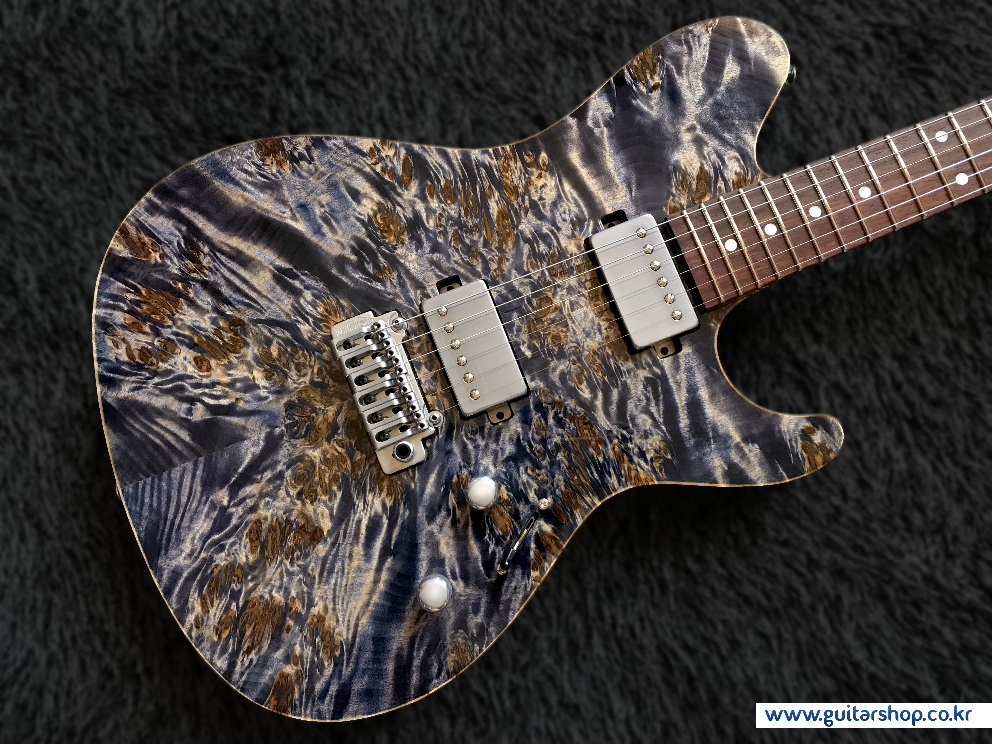 SUGI DS496R (SPB color) Luthier's Model (Limited Edition)