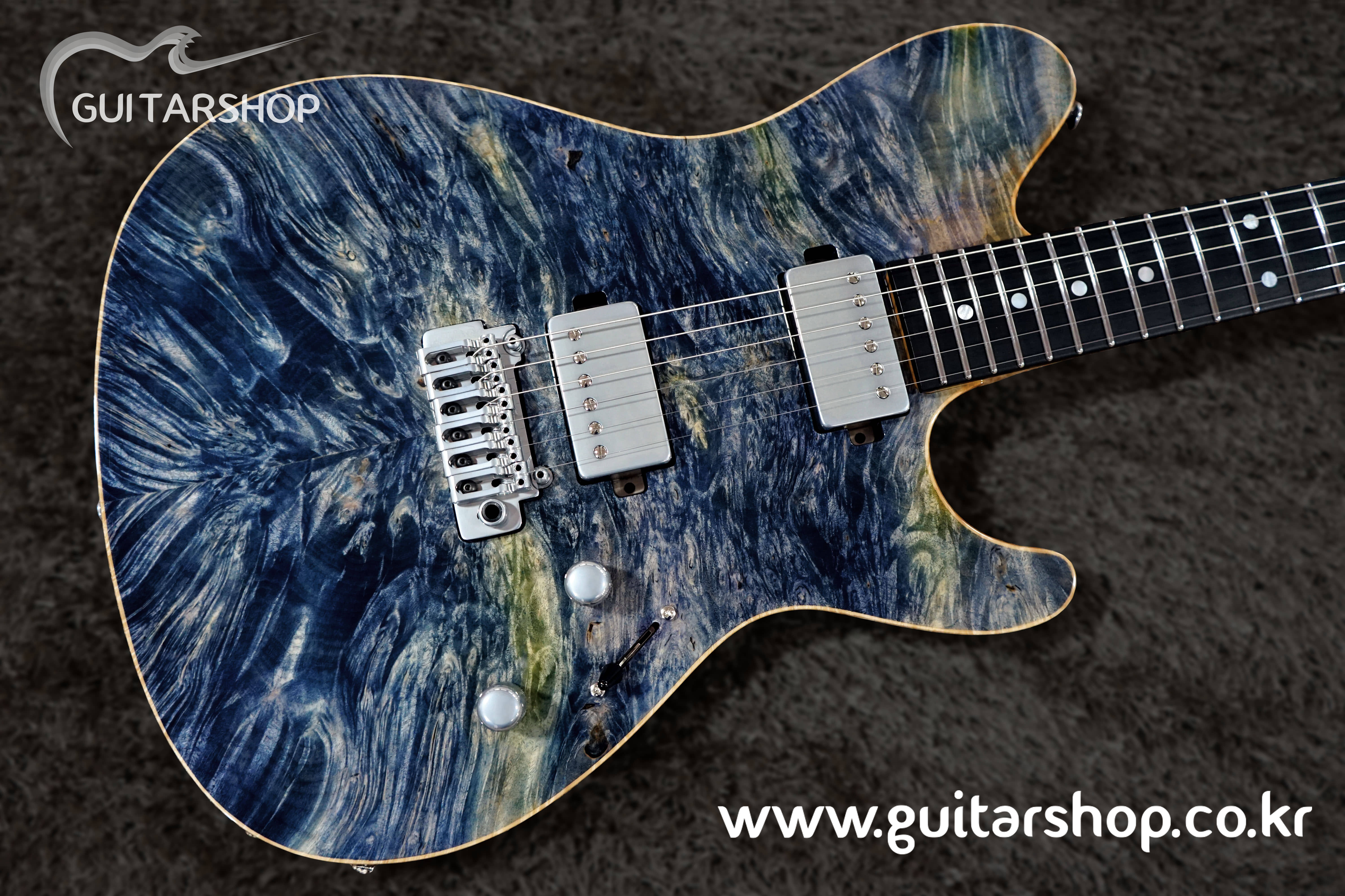 SUGI DS496E EM-PR(PLB Color) Luthier's Model (Limited Edition)
