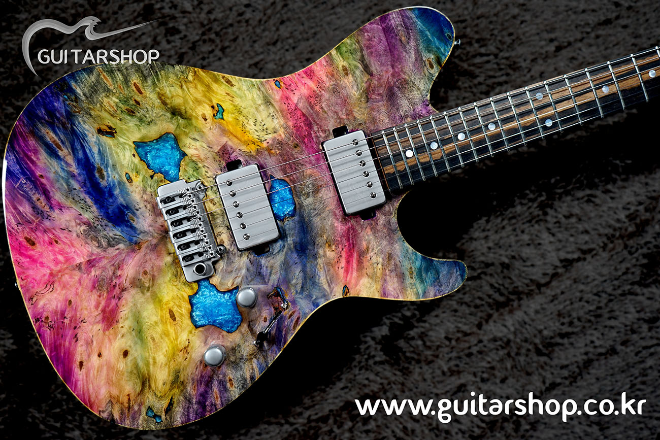 SUGI DS496WH-E BUE/AT/H-MAHO2P ITB Luthier's Model-(기타샵 특주 Limited Edition)