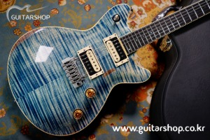 T's Arc-STD24/Aged Flame Top (Trans Blue Denim) Stainless Fret 기타샵 특주모델