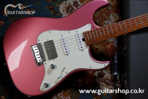 T's DST-Classic22 (Burgundy Mist Color) 기타샵 특주 Stainless Fret 적용