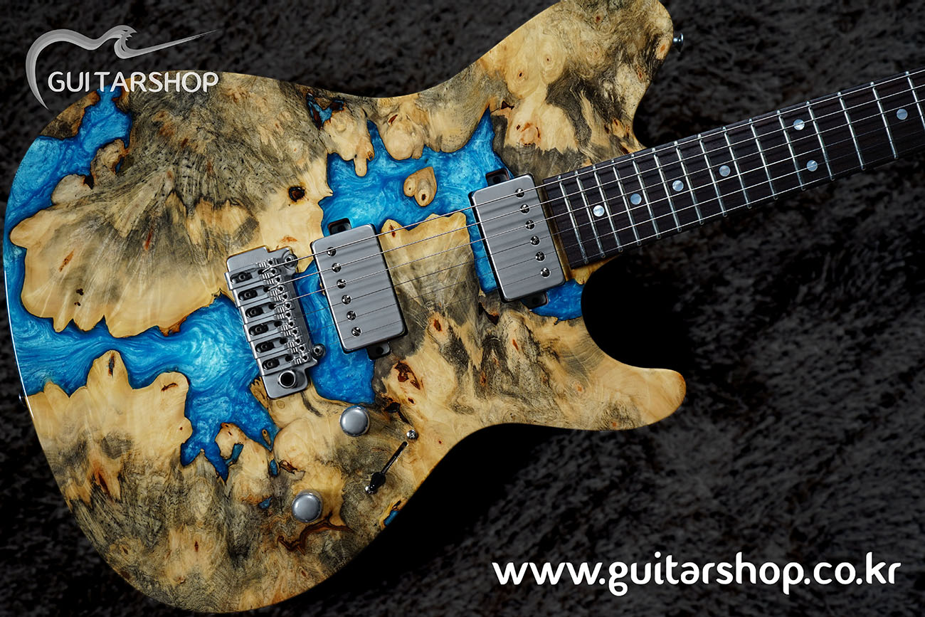 SUGI DS496MR BUE Resin/AT/H-MAHO2P NAT Luthier's Model-(기타샵 특주 Limited Edition)