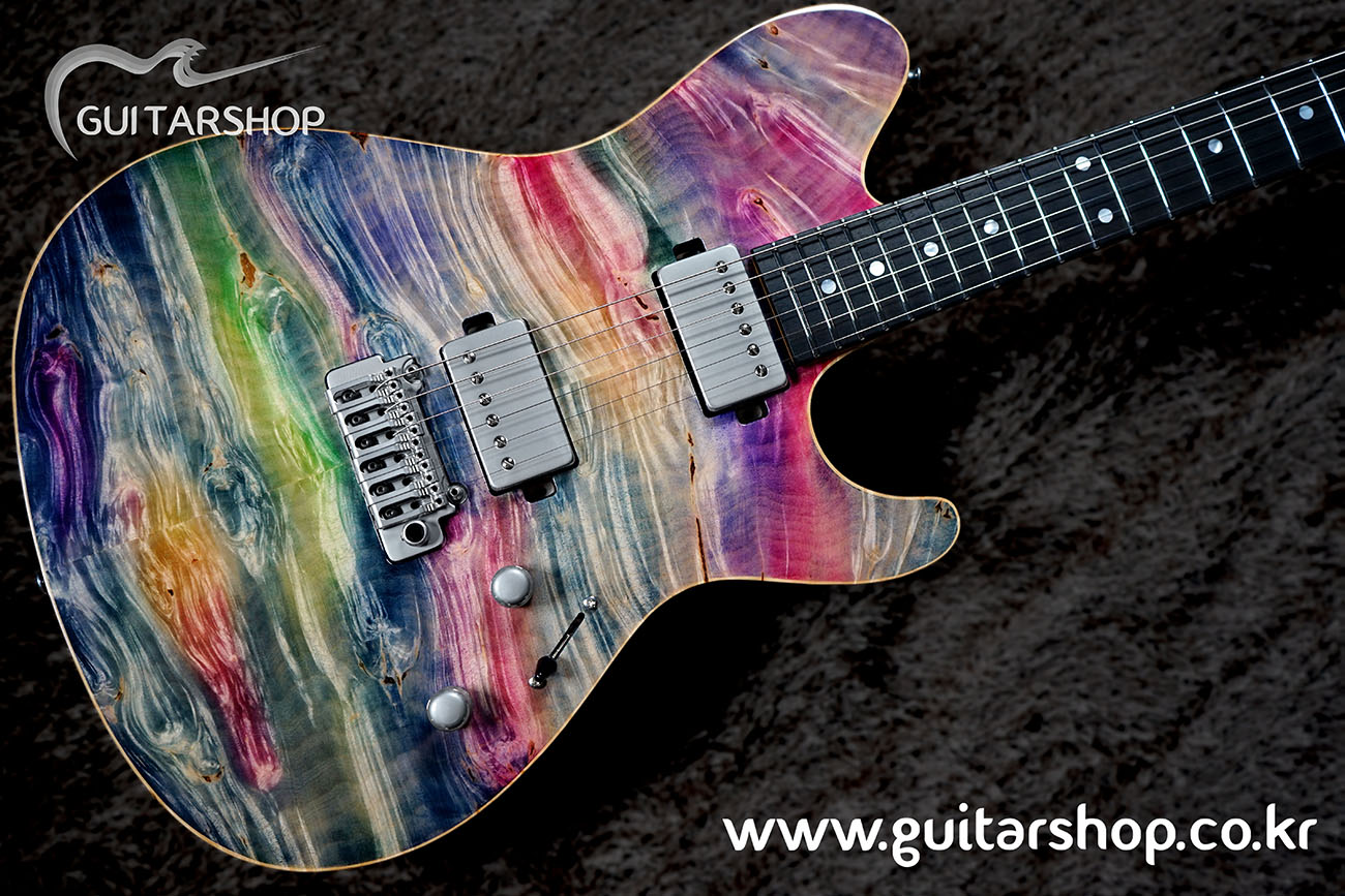 SUGI DS496E BM-PRM/AT/H-MAHO2P XC Luthier's Model-(기타샵 특주 Limited Edition)