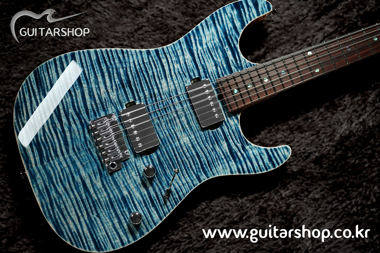 "T's DST-DX22 (Trans-Blue Denim Color) ~ Masahiro ""Godspeed"" Aoki ~"