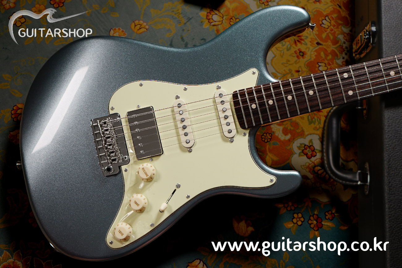 SUGI Stargazer Guitar Blue Ice Metallic Color (Too Good To Be Series)