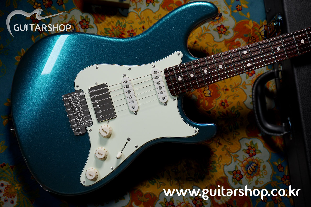 SUGI Stargazer Guitar Lake Pracid Blue Metallic Color (Too Good To Be Series)