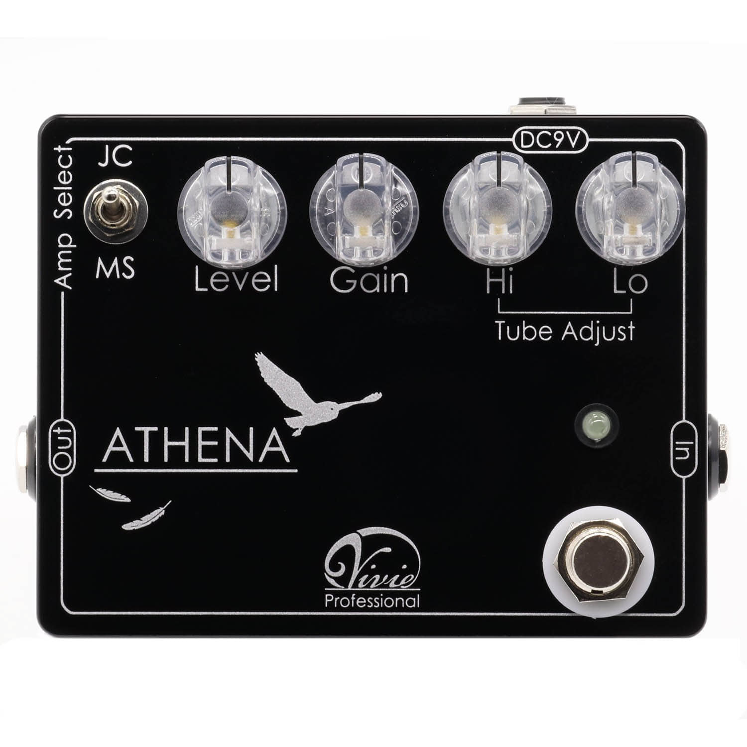 VIVIE - ATHENA (Tube Analyzed Distortion)