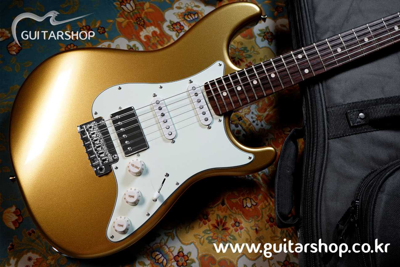 SUGI Stargazer Guitar Gold Color (Too Good To Be Series)