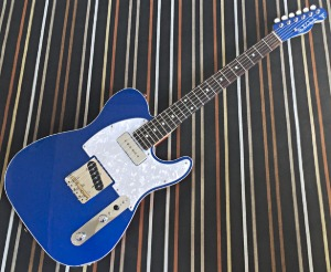 Psychederhythm Standard-T Limited (French Blue Pearl Metallic Color)
